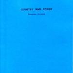 Susanna Browne: Country War Songs