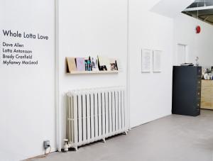 Whole Lotta Love, installation view