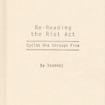 leannej: Re-Reading the Riot Act, Cycles One through Five