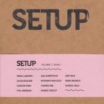 SETUP: Volume 1, Issue 1