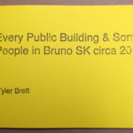 Tyler Brett: Every Public Building & Some People in Bruno SK circa 2011